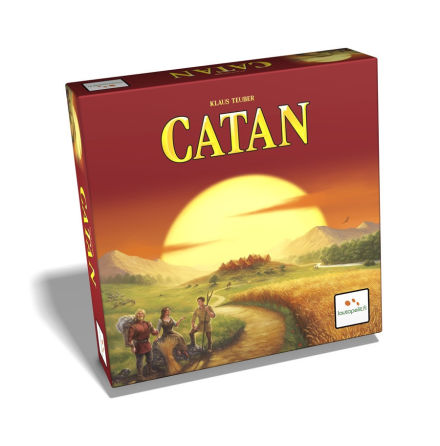Catan 5th ed (svenska)