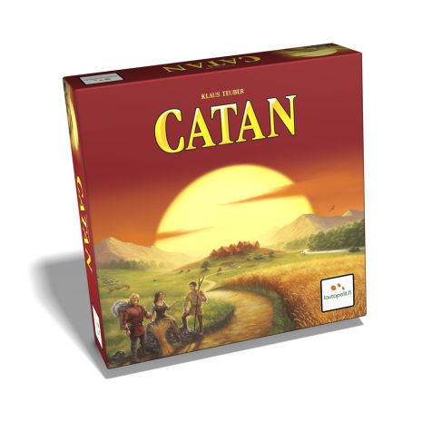 Catan 5th ed (svenska)