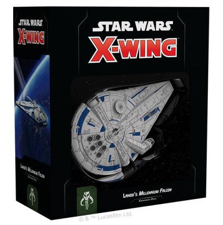 Star Wars X-Wing: Landos Millennium Falcon