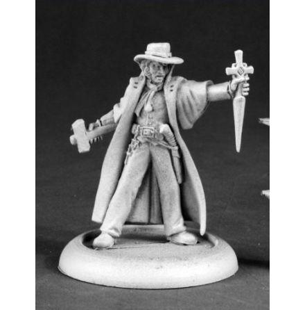 Abraham Van Helsing, Vampire Hunter