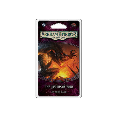 Arkham Horror The Card Game: The Depths of Yoth