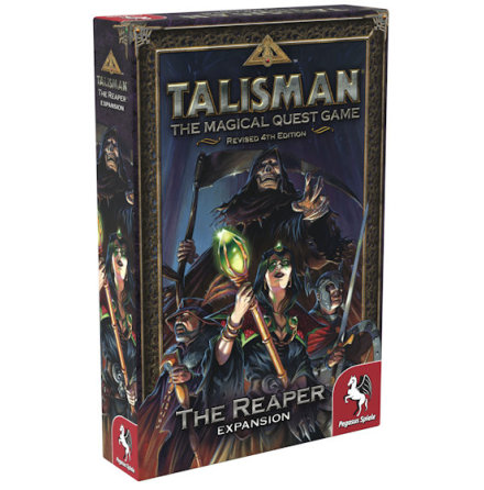 Talisman: The Reaper (Nytryck 2019)