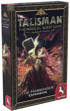 Talisman: The Harbinger (Nytryck, release November)