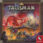 Talisman: Revised 4th Ed Core Game (Nytryck 2019)