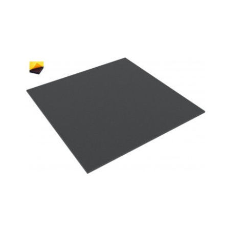 AFBA005BS 285 mm x 285 mm x 5 mm foam foam pad - self-adhesive