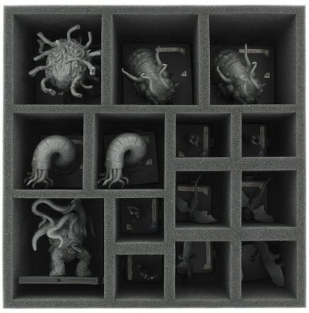 AF090VD03 90 mm tray for Mansions of Madness - 2nd Ed Expansion large monster
