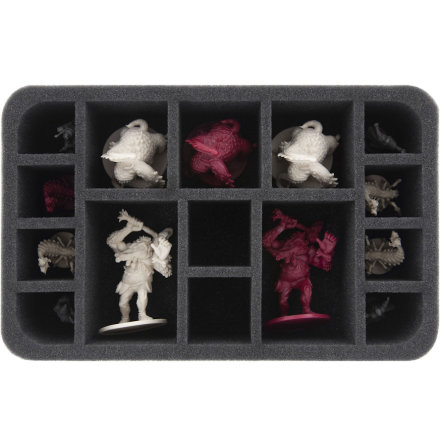 HS065DC12 foam tray for Descent: Journeys in the Dark 2nd Ed - Crown of Destiny