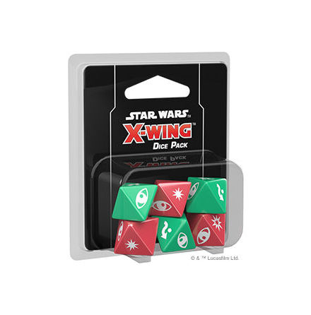 X-Wing 2nd ed Dice Pack