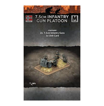 7.5cm Infantry Gun Platoon (x2)