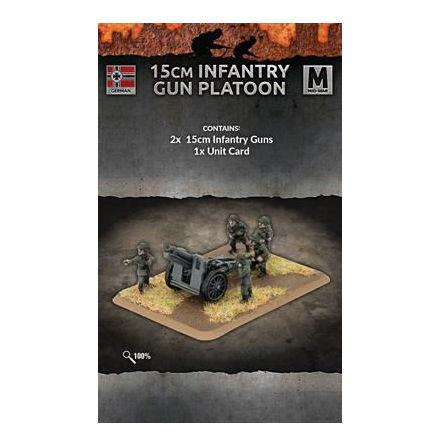 15cm Infantry Gun Platoon (x2)