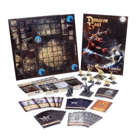 Dungeon Saga : The Return of Valandor