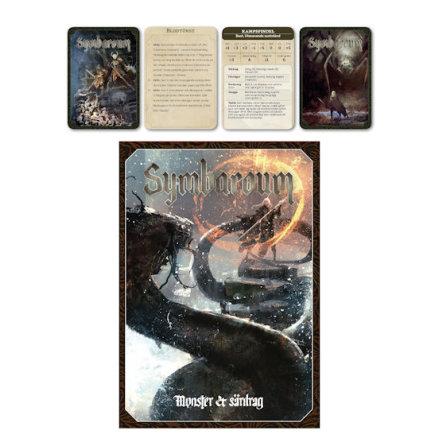 Symbaroum: Monster & Särdrag (kort)