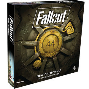 Fallout Boardgame: New California