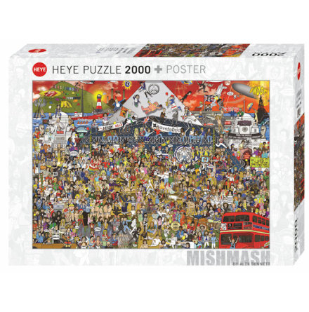 British Music History (2000 pieces)