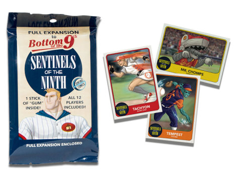 Bottom of the 9th: Sentinels of the 9th