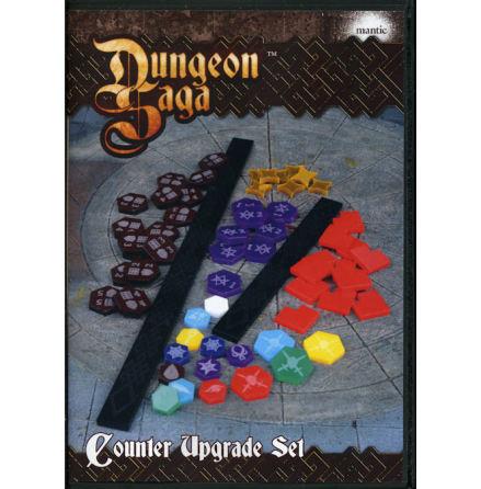 Dungeon Saga: Counter Upgrade Set