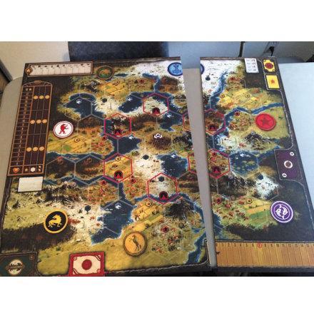 Scythe: Board Extensions