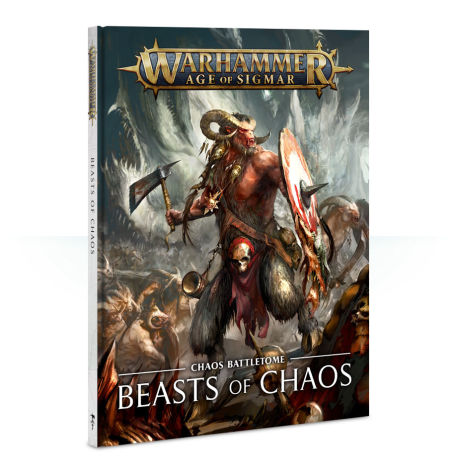 BATTLETOME BEASTS OF CHAOS (ENG, 2nd ed)