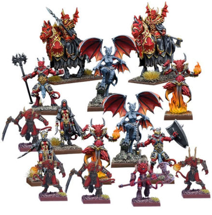 VANGUARD: Abyssal Faction Starter (release oktober 2018)