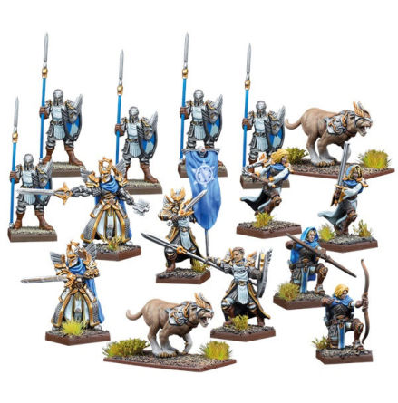 VANGUARD: Basilean Warband Set