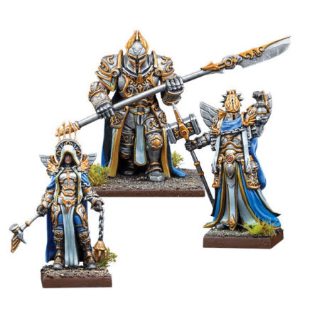 VANGUARD: Basilean Warband Booster