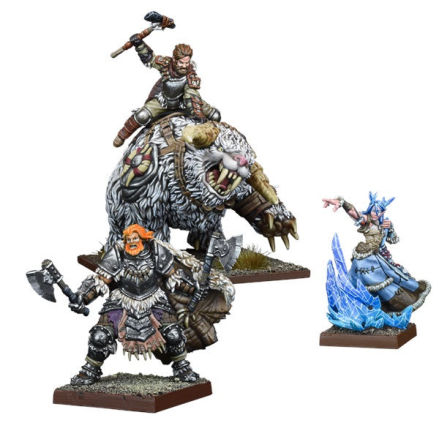 VANGUARD: Northern Alliance Warband Booster