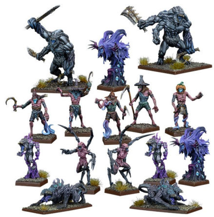VANGUARD: Nightstalker Faction Starter (release oktober 2018)