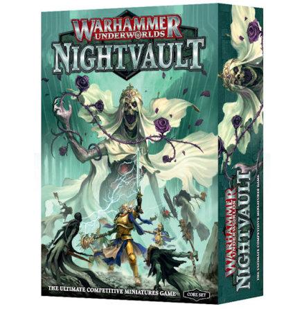 WARHAMMER UNDERWORLDS: NIGHTVAULT (ENG)