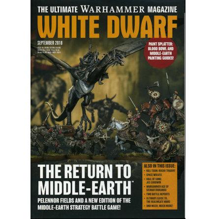WHITE DWARF SEPTEMBER 2018 (ENGLISH)