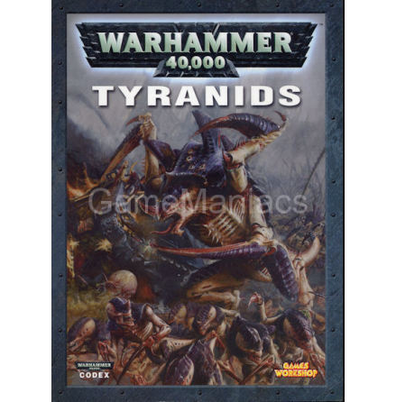 CODEX TYRANIDS 2005 (OBS! UTGÅENDE VERSION)
