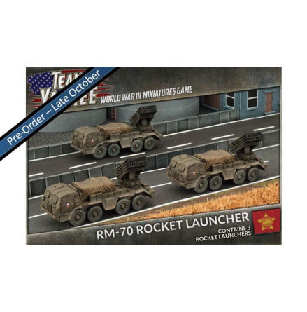 RM70 Rocket Launcher Battery (x3)