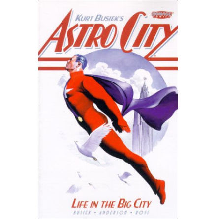 Astro City, Life in the Big City (Kurt Busiek)