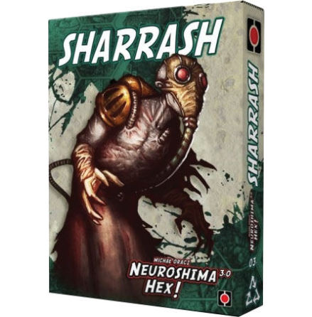 Neuroshima Hex 3.0: Sharrash Expansion