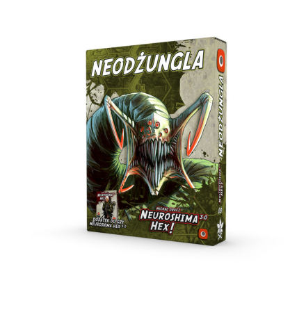 Neuroshima Hex 3.0: Neojungle Expansion