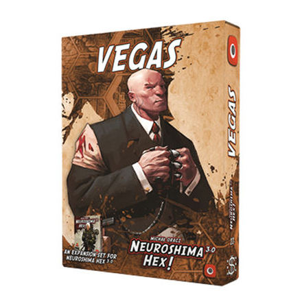 Neuroshima Hex 3.0: Vegas Expansion