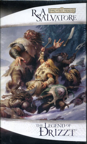 Legends of Drizzt Gift Set 2 = Icewind Dale Trilogy