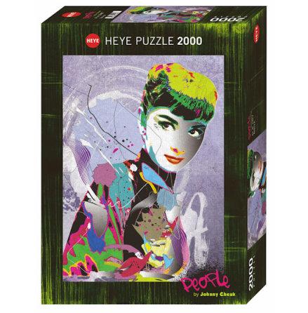 People, Audrey II (2000 pieces)