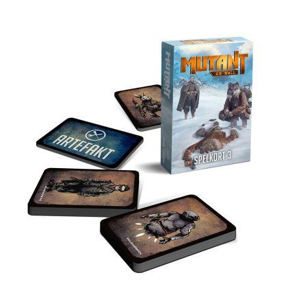 Mutant År Noll Spelkortsmodul 3