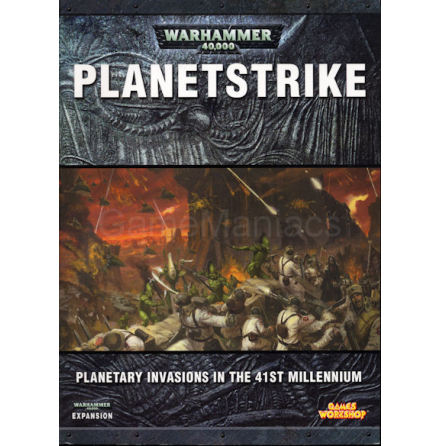 WARHAMMER 40,000 EXPANSION: PLANETSTRIKE (ENGLISH)