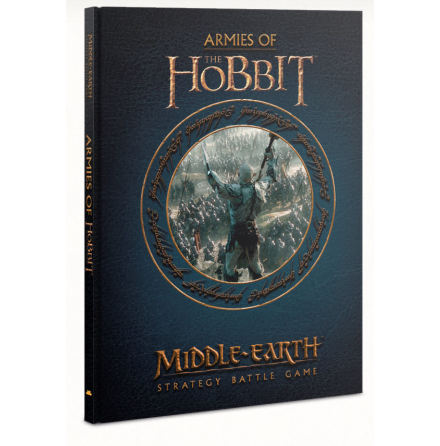 ARMIES OF THE HOBBIT SOURCEBOOK (ENG)