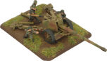 8.8cm TANK-HUNTER PLATOON (x2 guns)