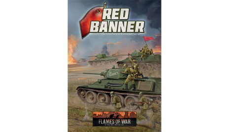 RED BANNER Soviet Forces on the Eastern Front 1942-43 (HB 60-pgs)