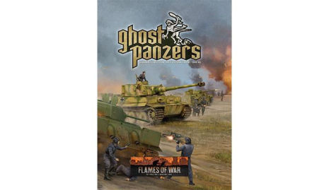 GHOST PANZERS (German Forces on the Eastern Front 1942-43 HB, 60-pgs)