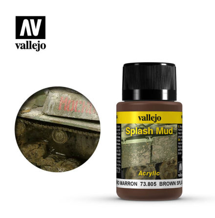 BROWN SPLASH MUD (40 ml)