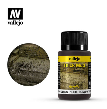 RUSSIAN THICK MUD (40 ml)