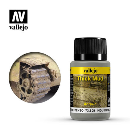 INDUSTRIAL THICK MUD (40 ml)