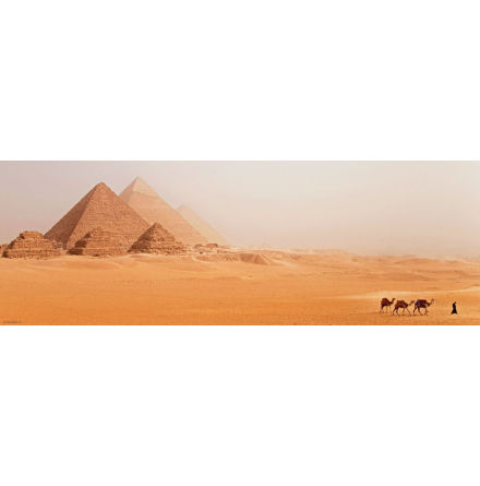 Pyramids 1000 pieces Panorama