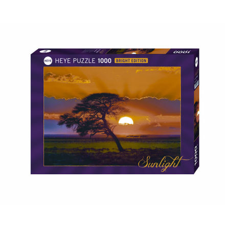 Sunlight, Sunny Tree 1000 pieces
