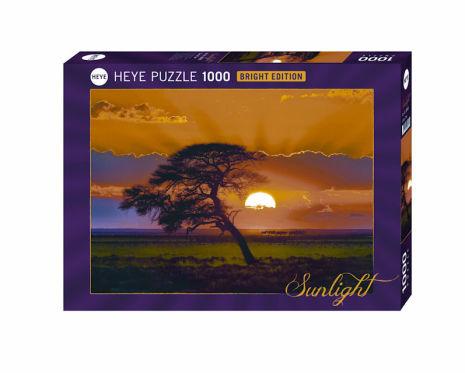 Sunlight, Sunny Tree 1000 pieces