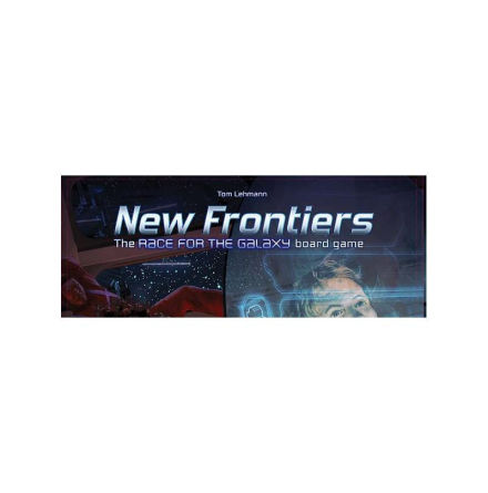 Race for the Galaxy: New Frontiers